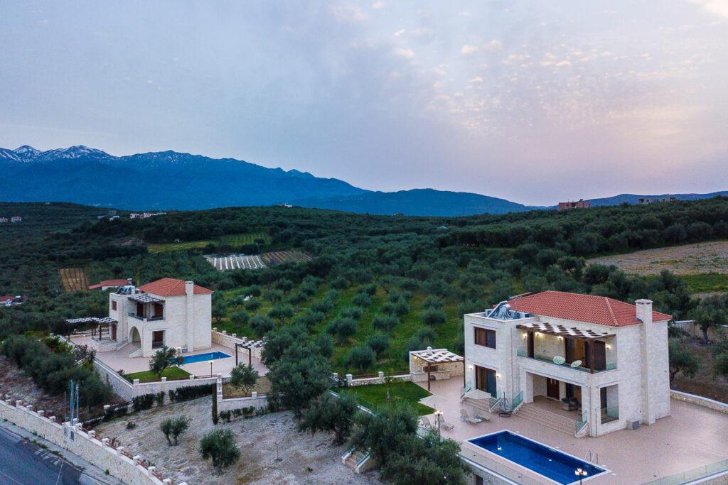 Rental VIlla in Chania- Crete pafos ike